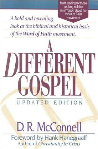 A different gospel by d.r.mcconnell