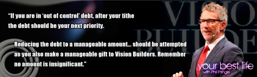 Vision Builders Phil Pringle C3