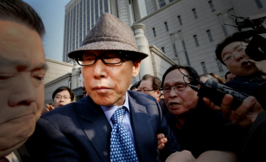 yonggi cho jailed