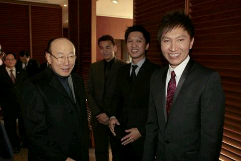 Yonggi Cho Kong hee