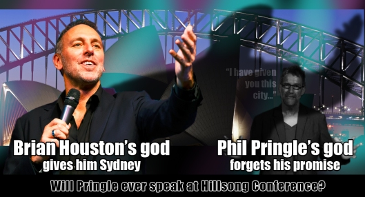 Brian Houston Vs Phil Pringle