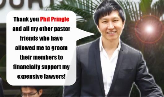 Kong Hee Trial