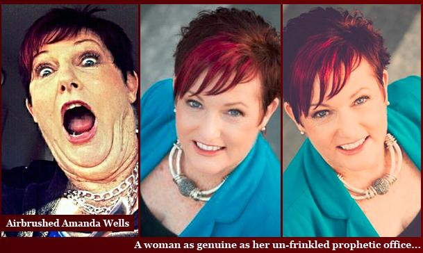 Amanda Wells un-frinklefied